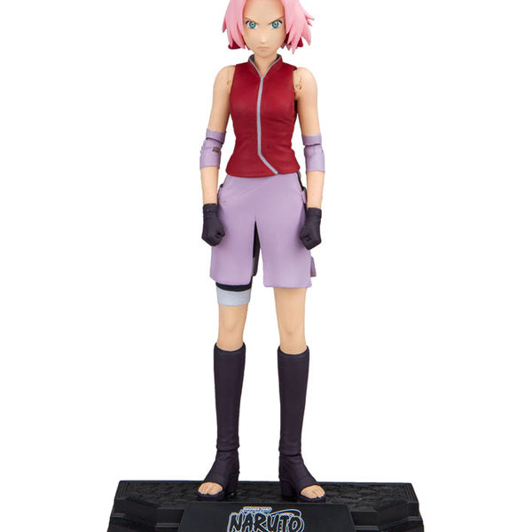 Figure Naruto Shippuden - Sakura - Color Tops