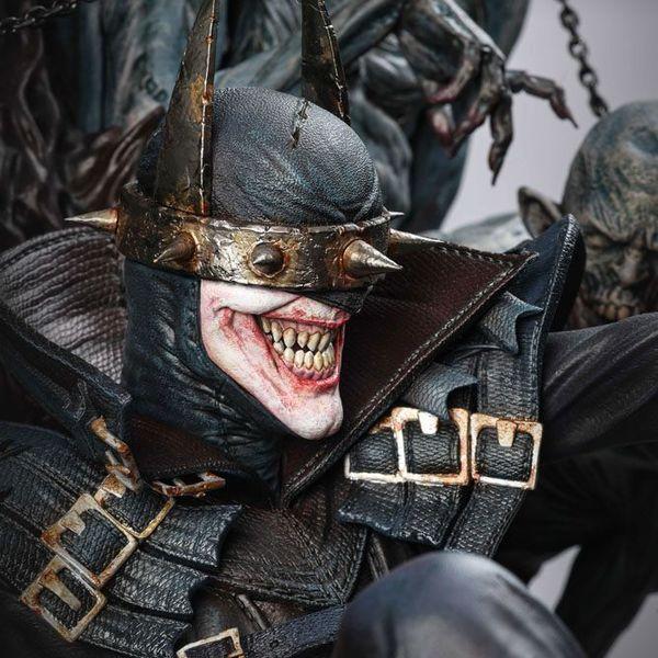 Estatua Batman Who Laughs DC Comics