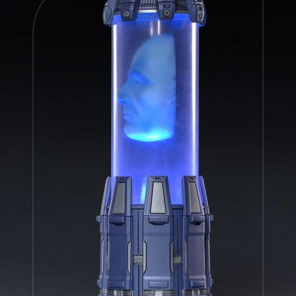 Estatua Zordon Power Rangers BDS Art Scale