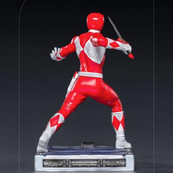 Red Ranger Statue Power Rangers BDS Art Scale
