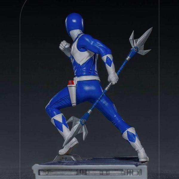 Blue Ranger Statue Power Rangers BDS Art Scale