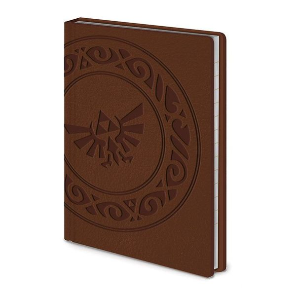 Triforce Tribal Notebook The Legend of Zelda