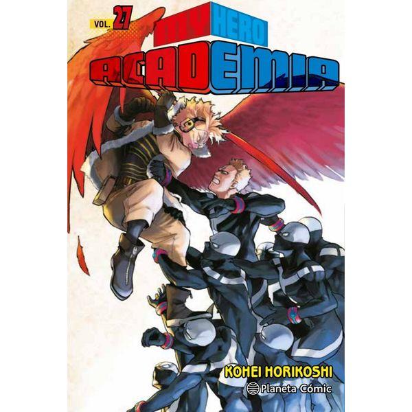 My Hero Academia #27 Manga Oficial Planeta Comic