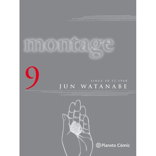Montage #09 Manga Oficial Planeta Comic