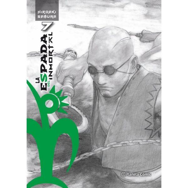 La Espada del Inmortal KANZENBAN #07 Manga Oficial Planeta Comic