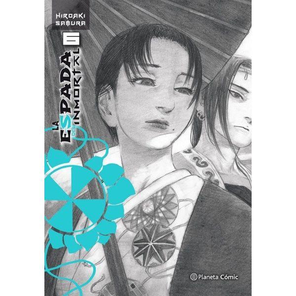 La Espada del Inmortal KANZENBAN #06 Manga Oficial Planeta Comic