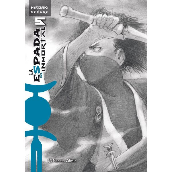 La Espada del Inmortal KAZENBAN #05