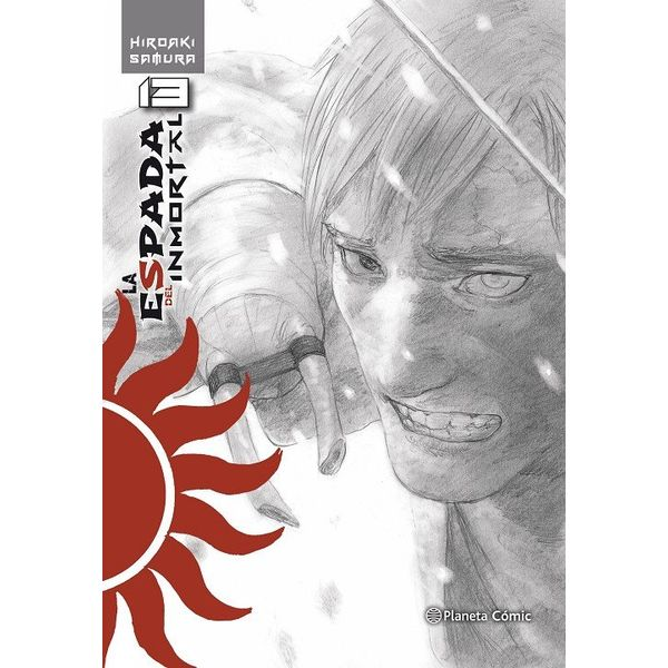 La Espada del Inmortal KANZENBAN #13 Manga Oficial Planeta Comic