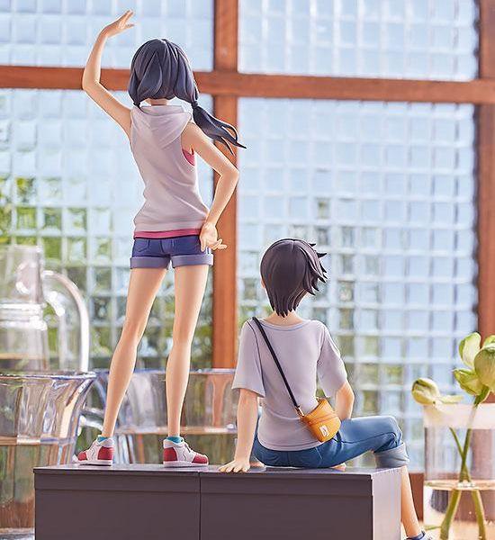 Hodaka Morishima Figure Weathering With You Pop Up Parade
