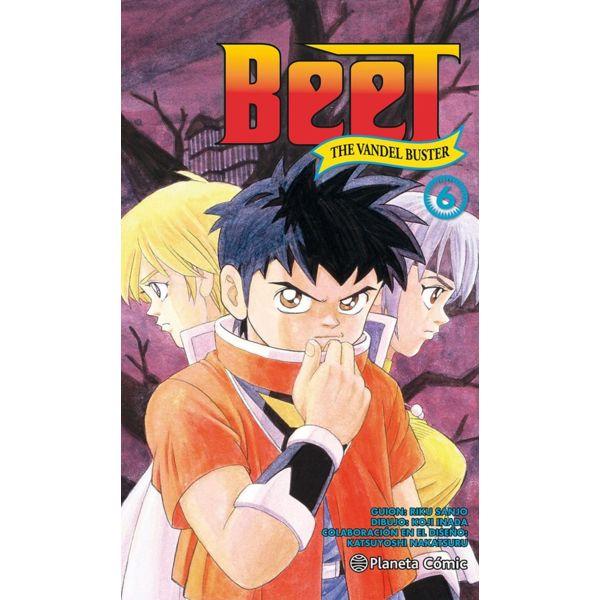 Beet the Vandel Buster #06 Manga Oficial Planeta Comic