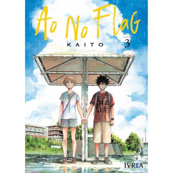 Ao no Flag #03 Manga Oficial Ivrea