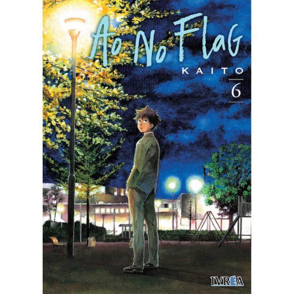Ao no Flag #06 Manga Oficial Ivrea