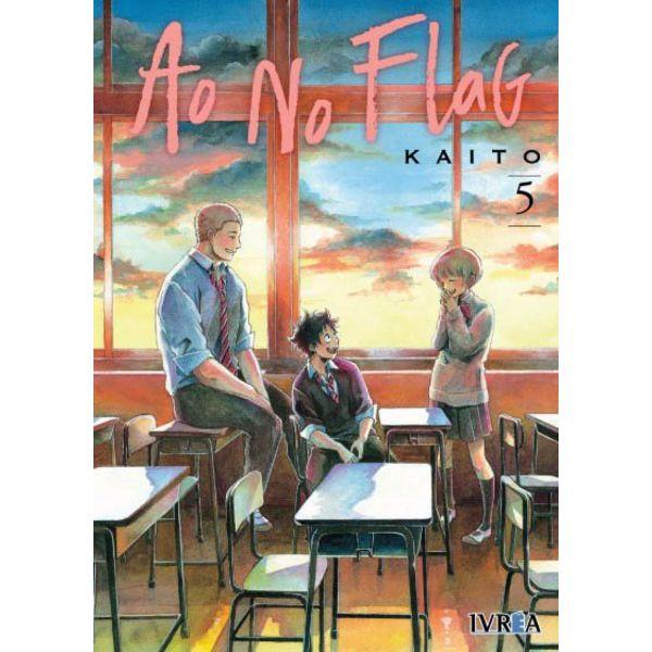 Ao no Flag #05 Manga Oficial Ivrea