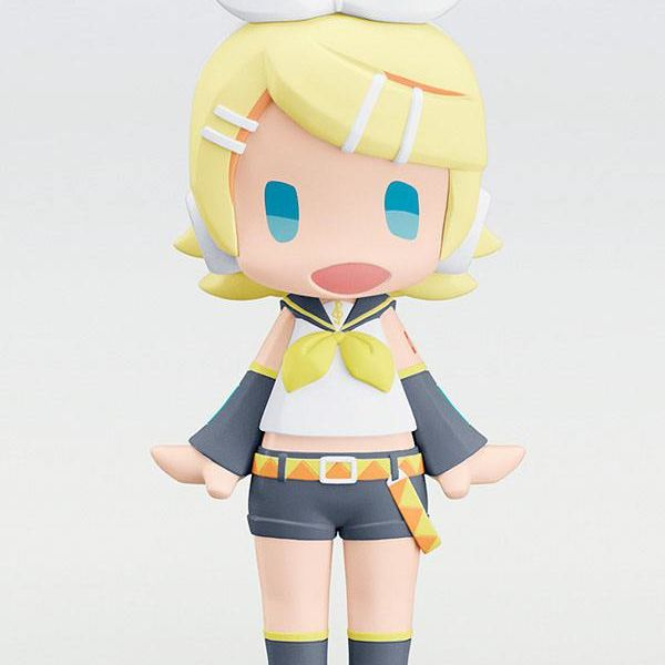 Kagamine Rin Figure Vocaloid HELLO! GOOD SMILE