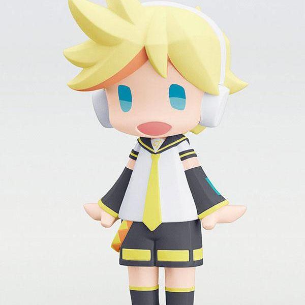 Kagamine Len Figure Vocaloid HELLO! GOOD SMILE