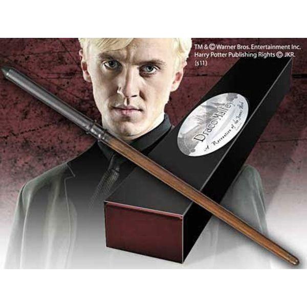 Varita Draco Malfoy Réplica Oficial Harry Potter