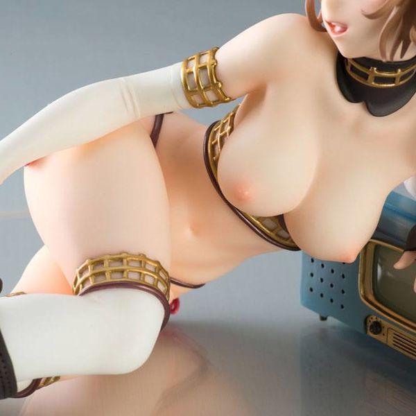 Figura 20th Cover Girl illustrated by Renji Murata Comic Kairakuten