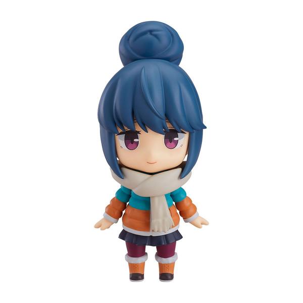 Nendoroid 981 Rin Shima Laid-Back Camp