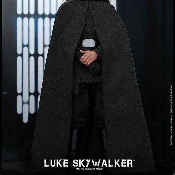 Figura Luke Skywalker Star Wars The Mandalorian Hot Toys