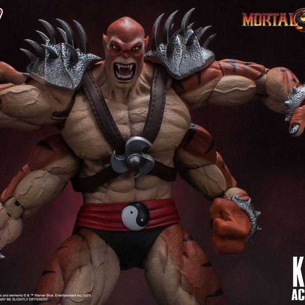 Figura Kintaro Mortal Kombat