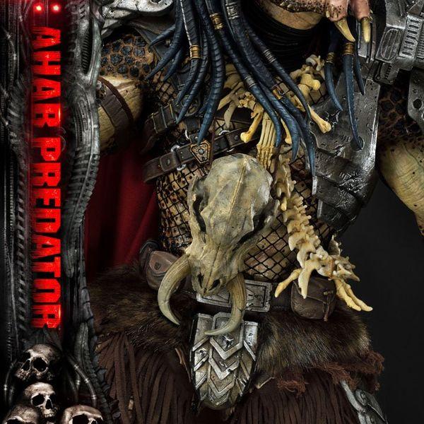 Estatua Ahab Predator Dark Horse Comics