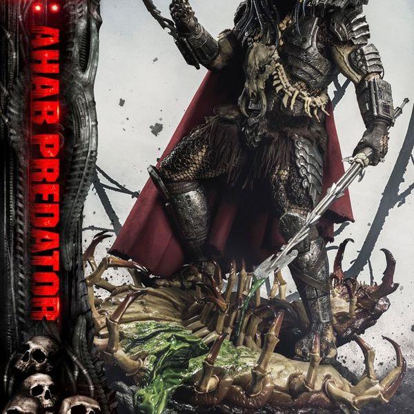 Estatua Ahab Predator Dark Horse Comics Exclusive Bonus Version