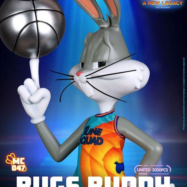 Estatua Bugs Bunny Space Jam A New Legacy Master Craft