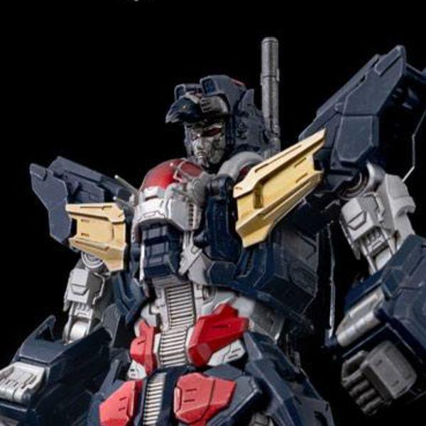 Figura Dancouga Kelvin Sau Redesign Dancouga Super Beast Machine God Robo Dou