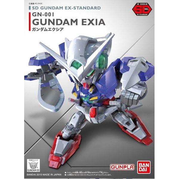 Model Kit Gundam Exia SD EX STD 003