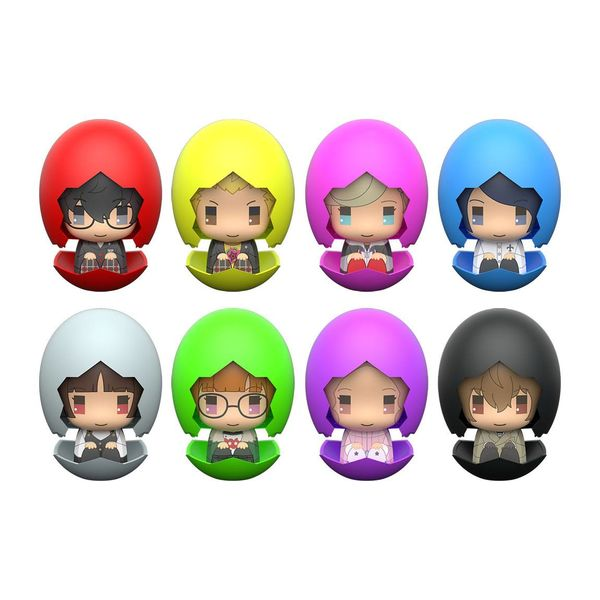 Figura Persona 5 The Animation Piyokuru Set
