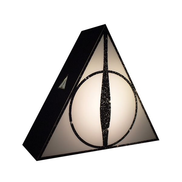 Light Deathly Hallows Harry Potter