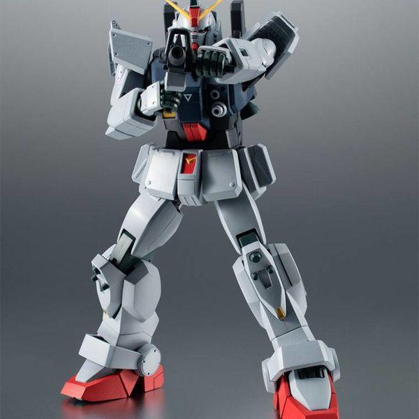 Figura RX-79 G Ground Type ver anime Mobile Suit Gundam Robot Spirits Side MS