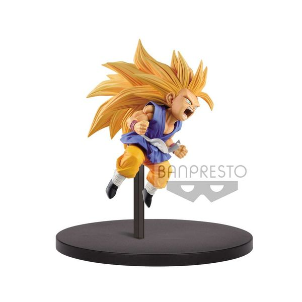 Figura Son Goku SSJ3 Sign Dragon Ball GT Son Goku FES