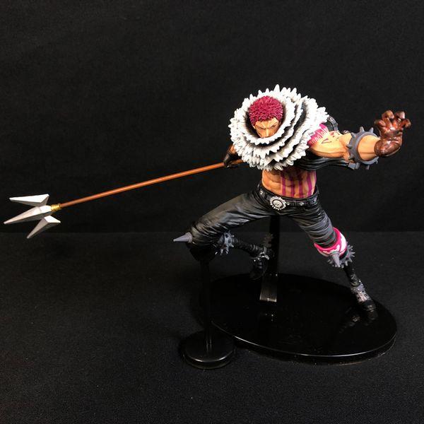 Figura Charlotte Katakuri One Piece BWFC 2018