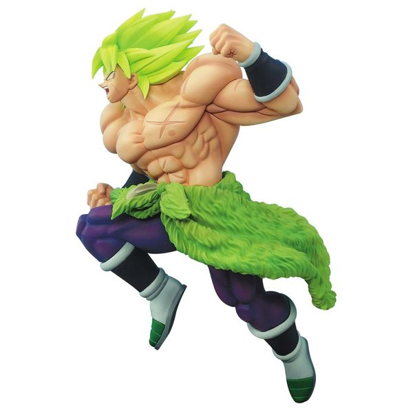 Figura Broly SSJ Fullpower Dragon Ball Super Z-Battle
