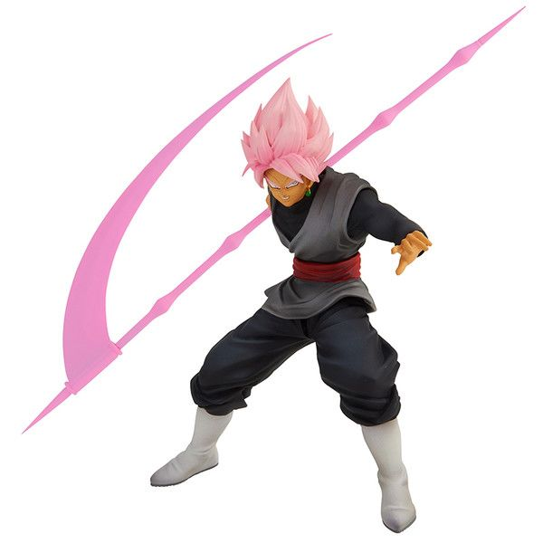 Goku Black SSR Figure Dragon Ball Super BWFC 2018 Vol 9