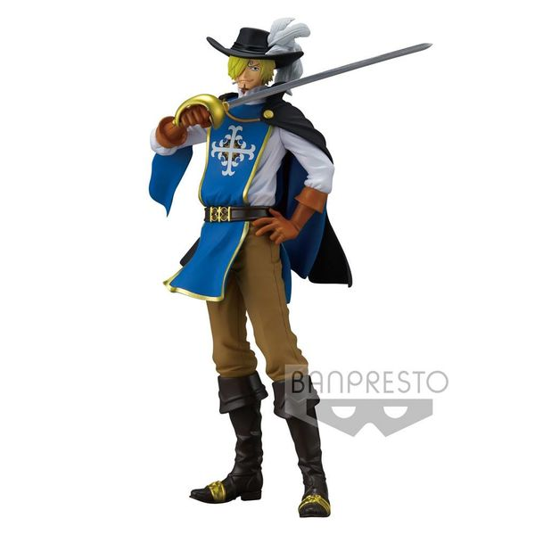 Sanji Figure One Piece Treasure Cruise World Journey