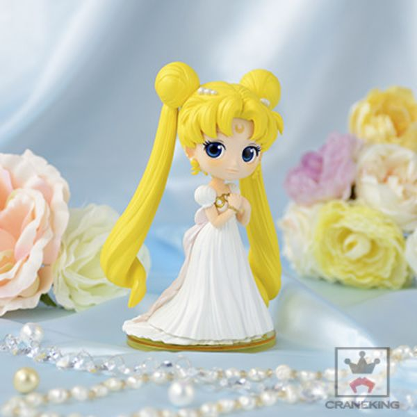Serenity Figure Sailor Moon Q Posket