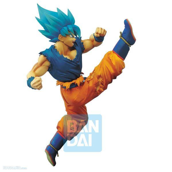 Figura Son Goku SSG Dragon Ball Super Z-Battle