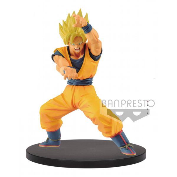 Figura Son Goku SSJ Dragon Ball Z Chosenshiretsuden