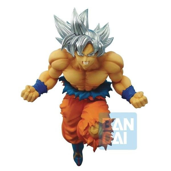 Figura Son Goku Ultra Instinct Dragon Ball Super Z-Battle