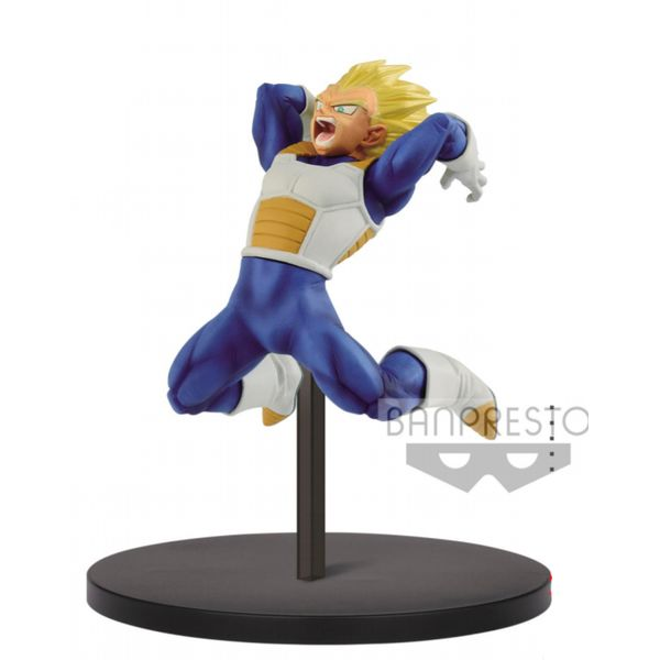 Figura Vegeta SSJ Dragon Ball Super Chosenshiretsuden