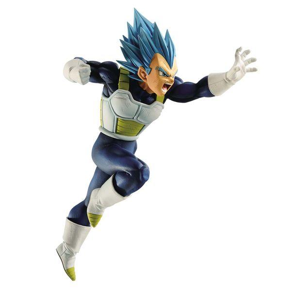 Figura Vegeta Ultra Instinct Dragon Ball Super Z-Battle
