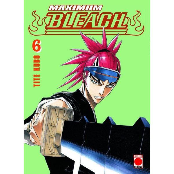 Maximum Bleach #06 Manga Oficial Panini Manga