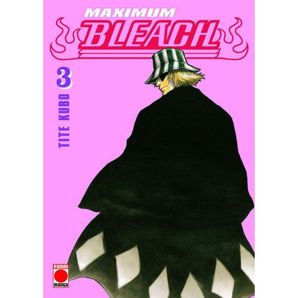 Maximum Bleach #03