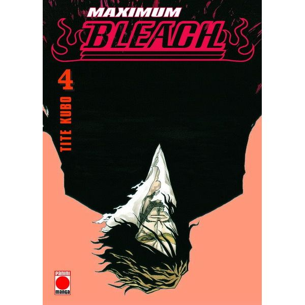 Maximum Bleach #04 Manga Oficial Panini Manga