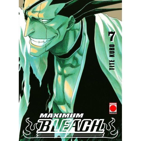 Maximum Bleach #07 Manga Oficial Panini Manga