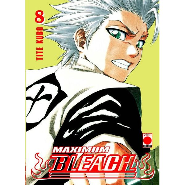 Maximum Bleach #08 Manga Oficial Panini Cómic