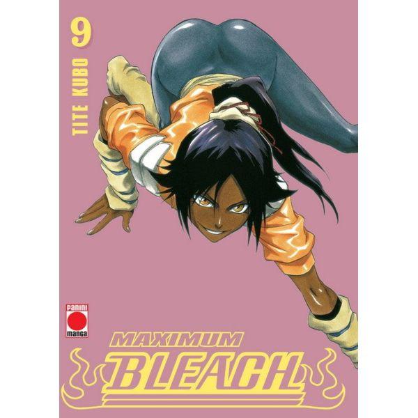 Maximum Bleach #09 Manga Oficial Panini Cómic (Spanish)