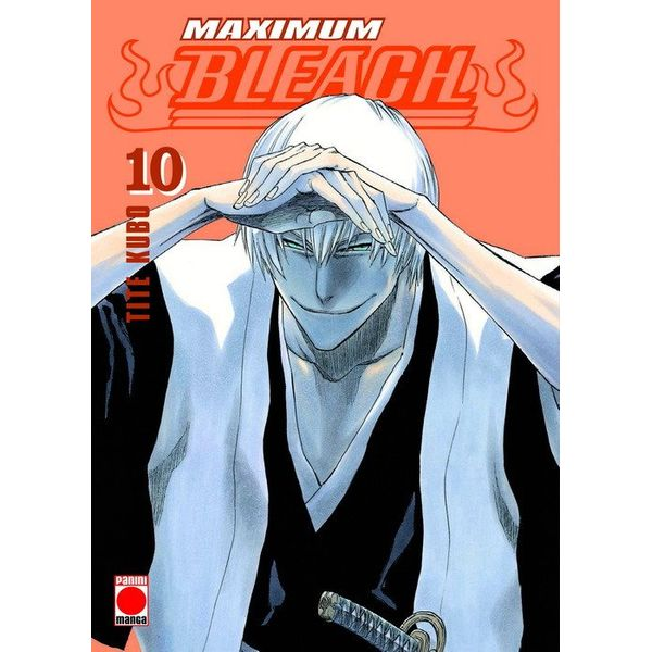 Maximum Bleach #10 Manga Oficial Panini Cómic